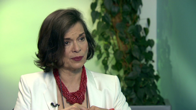 Bianca Jagger is hoping more governments and businesses will commit to the Bonn Challenge.