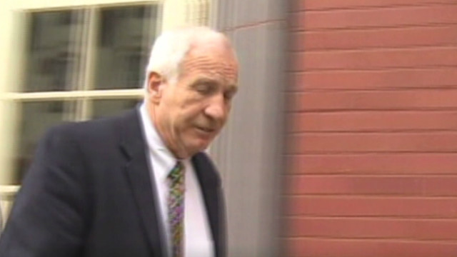 Sandusky faces life sentence, civil suits