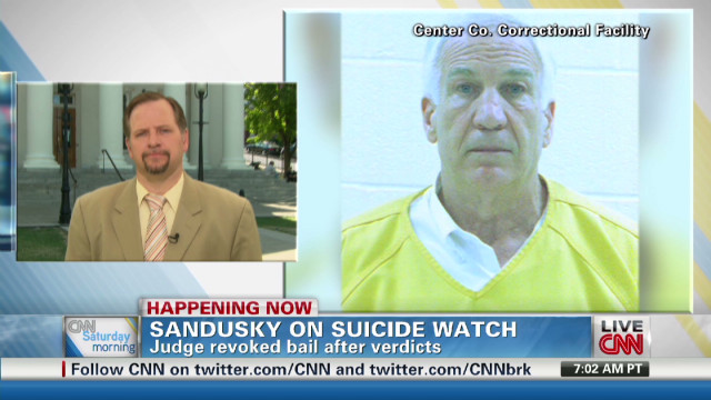 Attorney talks what's next for Sandusky
