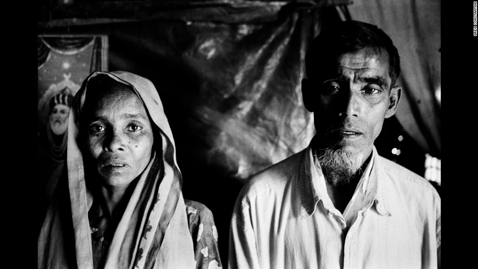 Thousands of Rohingya have risked their lives trying to reach Malaysia by boat via Thailand. The parents of 27-year-old Mohamed have not heard from him since he got on a boat in early December 2008.