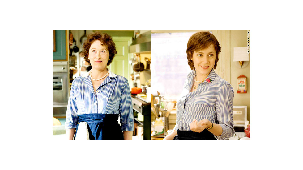 """Julie & Julia"" follows two women, chef Julia Child (Meryl Streep) and writer Julie Powell (Amy Adams), during different time periods. Sharing a passion for food, both women face professional challenges before succeeding in their careers."