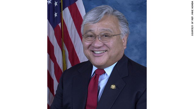 Rep. Mike Honda
