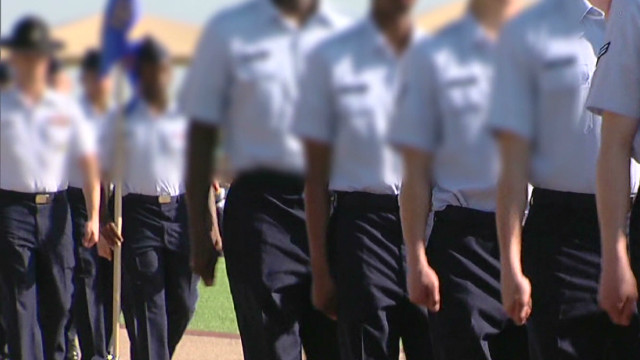 Sex scandal grows in Air Force