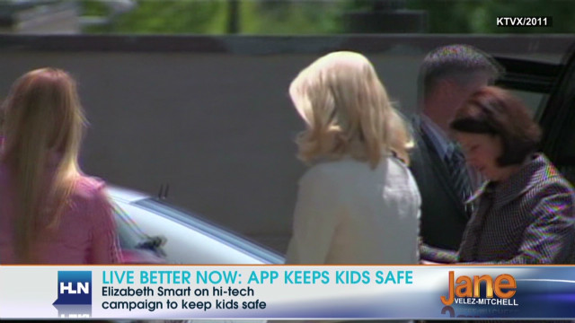Elizabeth Smart's hi-tech crime fighting