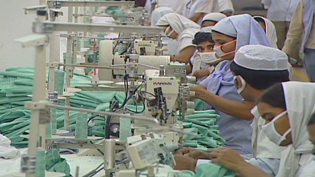Improving workers' rights in Bangladesh