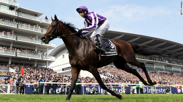 Aiden O'Brien's Camelot could become only the 16th horse to win the Epsom Derby and Irish Derby.