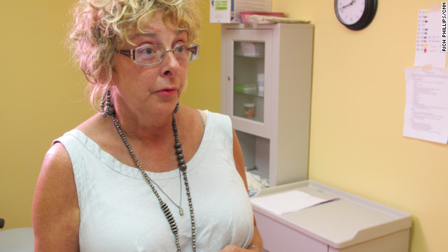 """We're going to do whatever it takes to keep servicing the women of Mississippi,"" said clinic president Diane Derzis ."