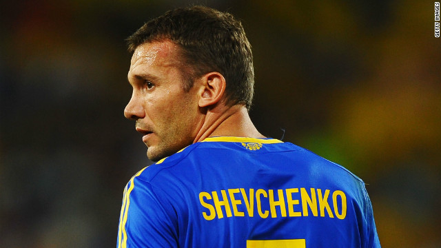 Searching for the next Shevchenko