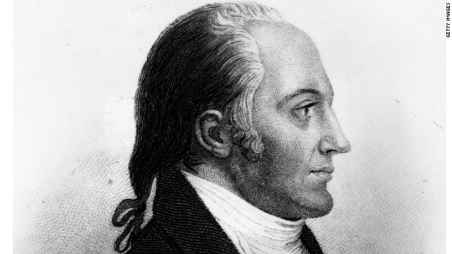 During his 1807 trial, former Vice President Aaron Burr sued President Thomas Jefferson's documents.