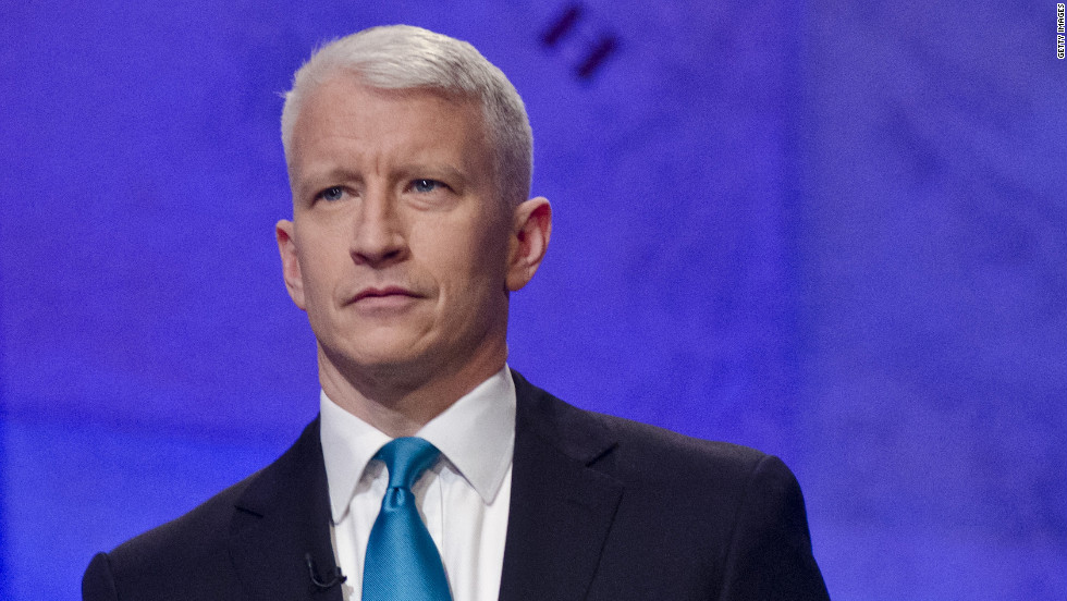 "CNN's Anderson Cooper <a href=""http://andrewsullivan.thedailybeast.com/2012/07/anderson-cooper-the-fact-is-im-gay.html"" target=""_blank"">came out publicly </a>as gay in an e-mail message to the Daily Beast's Andrew Sullivan, which was posted to the site in July 2012."
