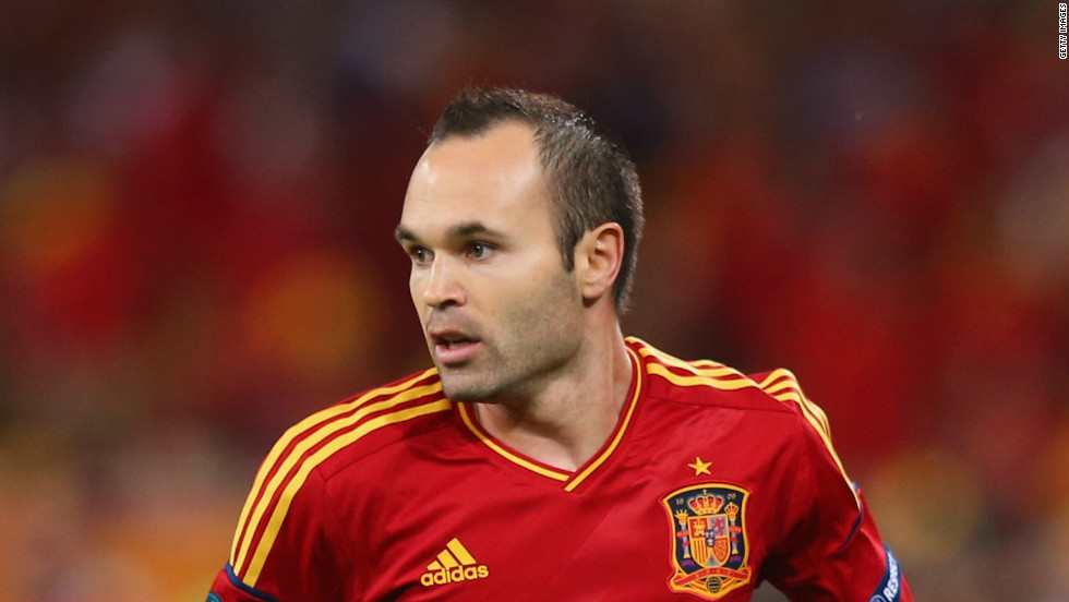 Spain is hoping to become the third country to retain the World Cup. Italy won the tournament in 1934 and 1938, while Brazil triumphed in 1958 and 1962. Andres Iniesta scored the winning goal in the 2010 final.