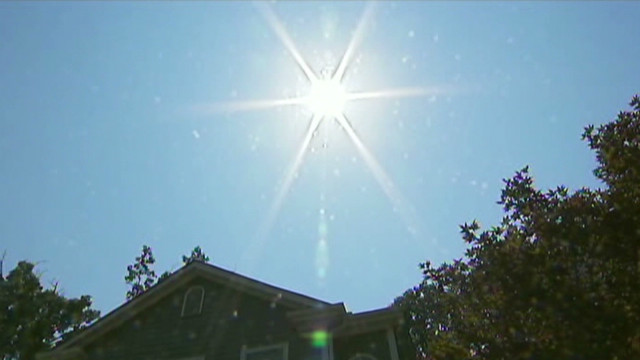 Storms, heat causing problems nationwide