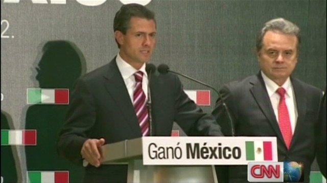 Peña Nieto: Mexico's new face