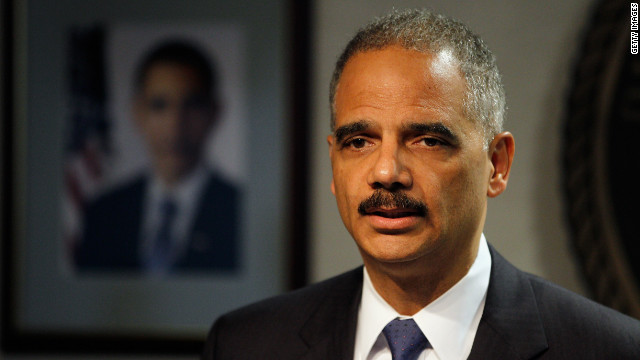 Attorney General Eric Holder has said he will await the report to decide what disciplinary actions he will take.