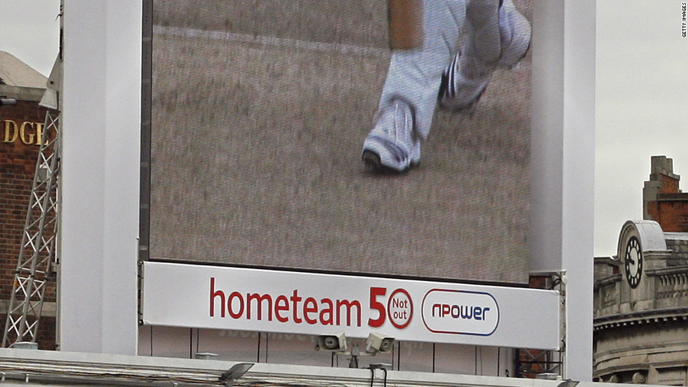 Other sports have embraced video technology. Cricket uses the Decision Referral System (DRS) to rule on leg before wicket (lbw) calls. Hawkeye ball-tracking software is used to see whether a delivery was in line to strike the stumps before hitting the batsman's leg.