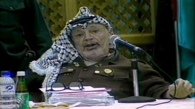 Yasser Arafat poisoned to death?