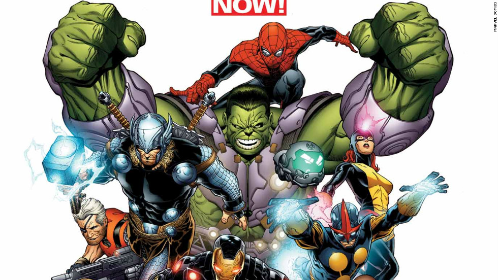 "Marvel Comics canceled a number of their long-running books and <a href=""http://www.cnn.com/2012/11/06/showbiz/marvel-then-now&sa=U&ei=WiwuUfOdKYnc9ASKg4DQBQ&ved=0CBgQFjAA&usg=AFQjCNHHObrwxW-aim1jJual2BjLqAlLJQ"">renumbered them to #1</a> in 2012 in order to make the stories easier to follow for new readers. Less of a ""reboot"" than a ""relaunch."""