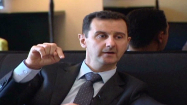 Al-Assad speaks out on Turkey
