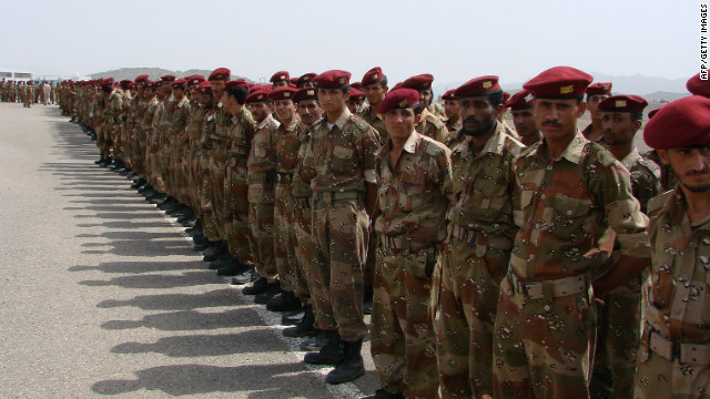 Yemeni soldiers are on high alert following the threat of a prison break from al Qaeda.
