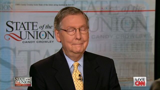 McConnell: Most tepid recovery