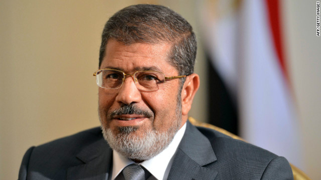Egypt begins post-Morsy era