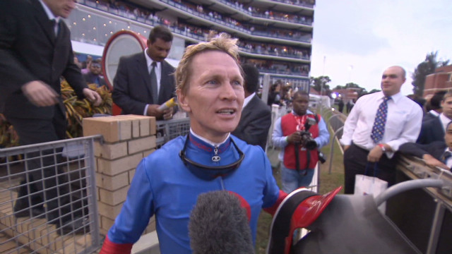 Pomodoro wins at the Durban July