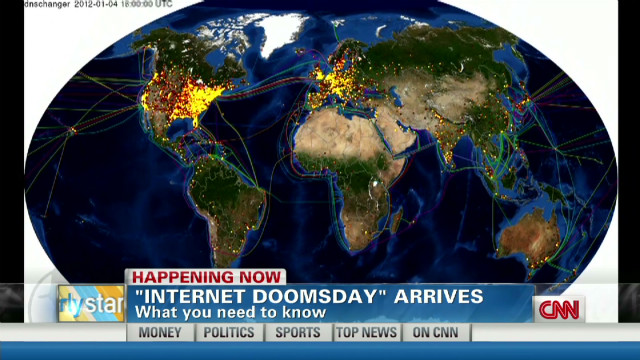 'Doomsday' virus could disrupt internet