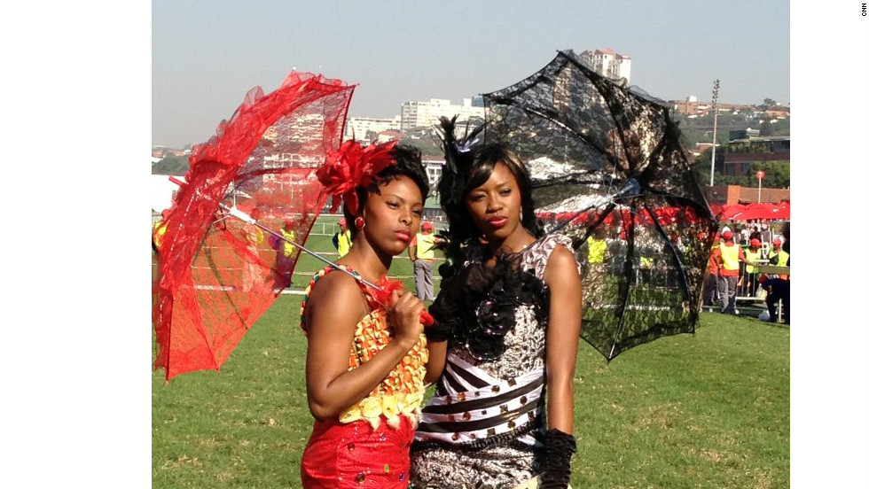 The biggest racing event in all of Africa, the Durban July Handicap attracted an attendance of 60,000 this year, with women making up more than half of that figure.