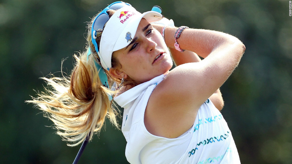 U.S. 17-year-old Lexi Thompson failed in her bid to become the youngest winner of a major golf tournament as she faded from third equal after 54 holes to a tie for 14th. She would have been 10 days younger than Young Tom Morris when he won the British Open in 1868.