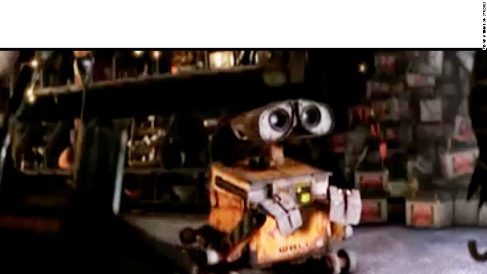 "Pixar Animation Studios' ""WALL-E,"" which was released in 2008, tells the tale of a waste-collecting robot who ventures on an outer-space journey that will decide the fate of humanity."