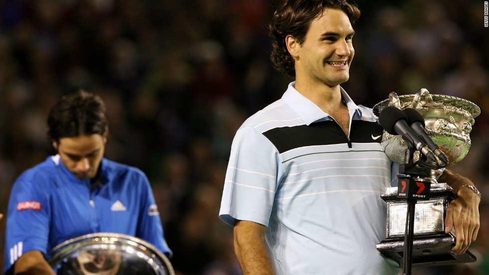 Gonzalez only made it to one grand slam final in his 13-year pro career, at the Australian Open in 2007, when he was beaten in straight sets by one of the greatest players of all time -- Roger Federer.