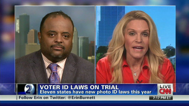 Voter ID law goes to court