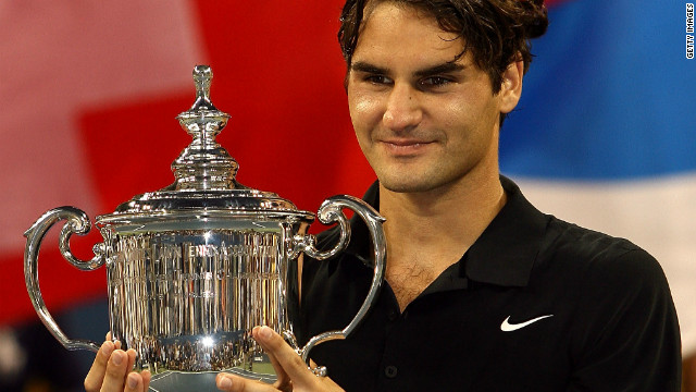 Roger Federer claimed the largest prize pot in tennis history, walking away with $2.4 million after the 2007 US Open.