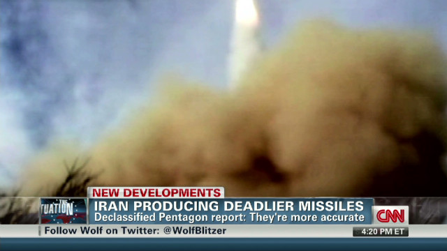 Iran missile improvements