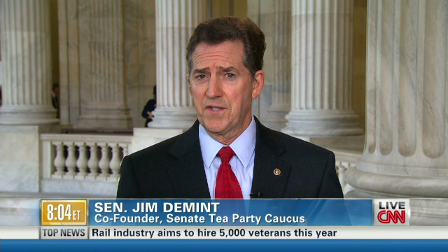 Rep. DeMint on health care law repeal