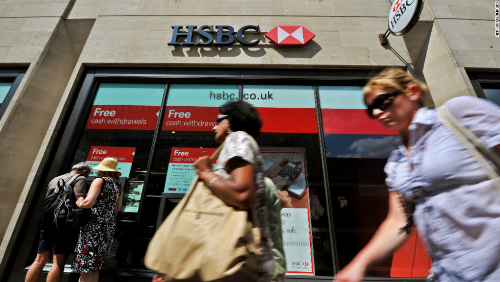 HSBC was fined for money laundering activities tied to drug cartels in Mexico and terror-linked groups in Saudi Arabia in  December 2012. .