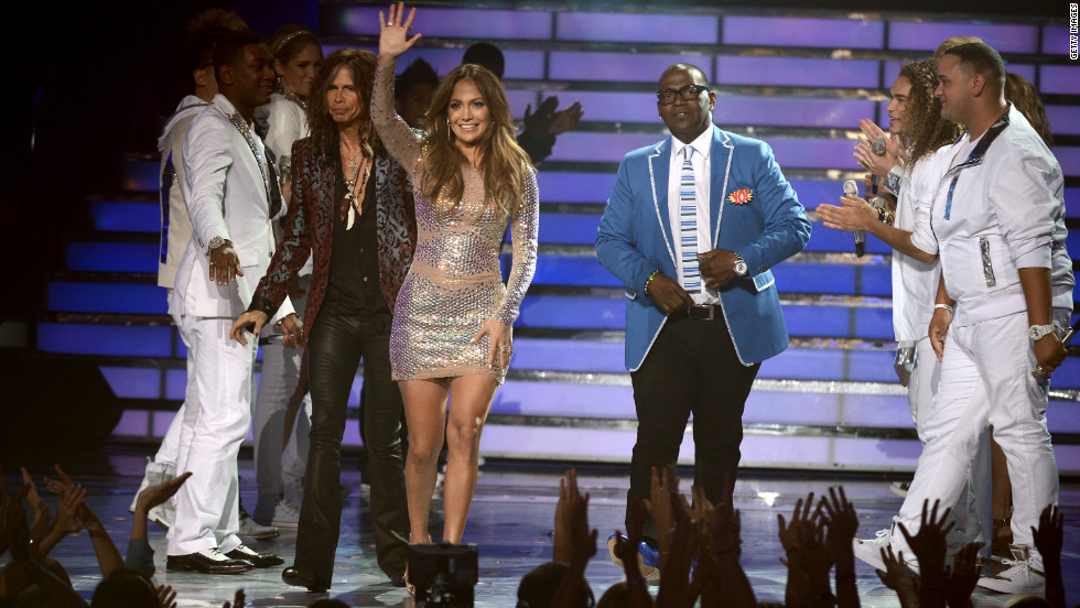 "Lopez joined Randy Jackson and Steven Tyler as judges for ""American Idol"" in 2012. She left after a season, but returned to the show in 2013."