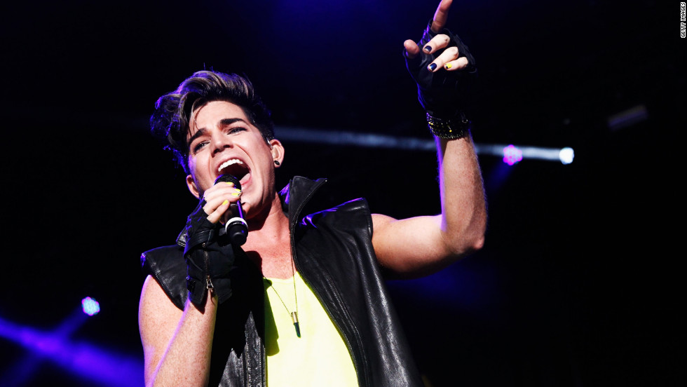 """Idol"" alum Adam Lambert told British radio station <a href=""http://www.capitalfm.com/artists/adam-lambert/news/american-idol-judge/ "" target=""_blank"">Capital FM</a> he would ""jump at the chance"" if offered the spot."