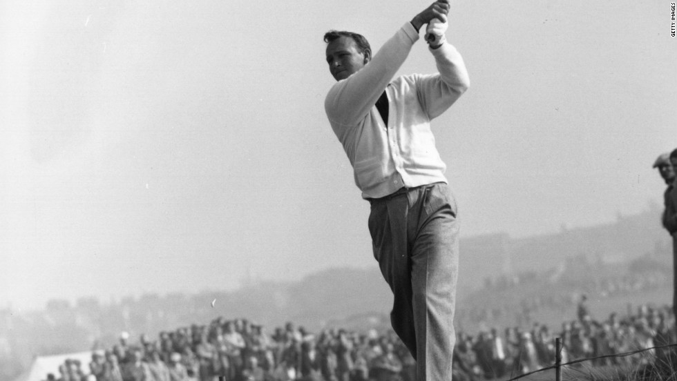 Palmer competed for the United States in the 1961 Ryder Cup at Royal Lytham and St. Annes, the host venue for the 2012 British Open.