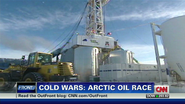 Cold Wars: Battle for Arctic oil