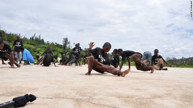 Rwanda's B-Boys: From the streets to break beats