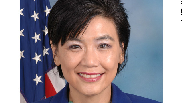 U.S. Rep. Judy Chu, D-California, became the first Chinese-American woman elected to Congress in 2009.