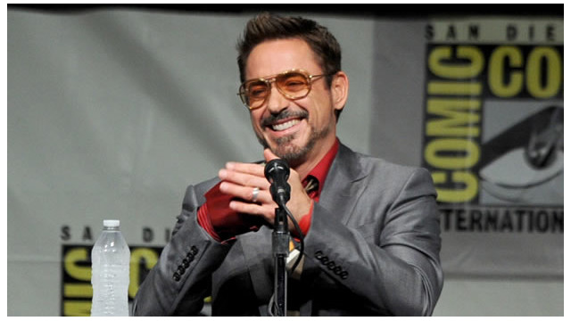 "Robert Downey Jr. is set to reprise his role in ""Iron Man 3."""