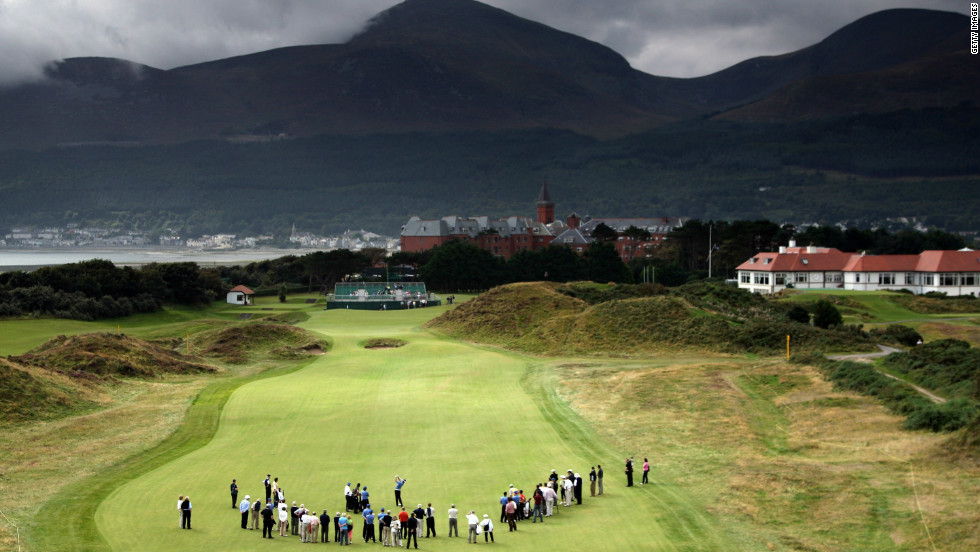 Golfing gangsters al capone 39 s chicago outfit would have for Royal county down