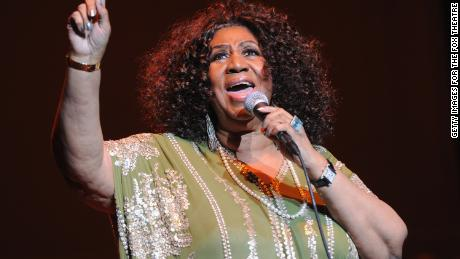 Aretha Franklin was a true diva