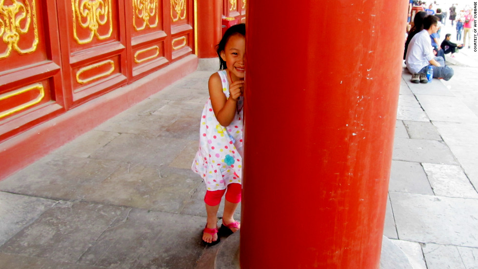 June Cubbage-Troop asked her parents to take her back to China when she was five years old.