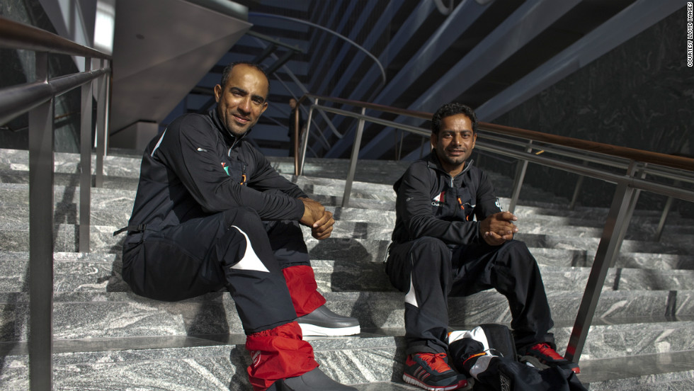 "Omani sailors Fahad Al Hasni Mohsin Al Busaidi were among the crew who helped sail the ""Musandam-Oman Sail"" yacht across the Atlantic Ocean, making it the first Arab yacht ever to complete a transatlantic race."