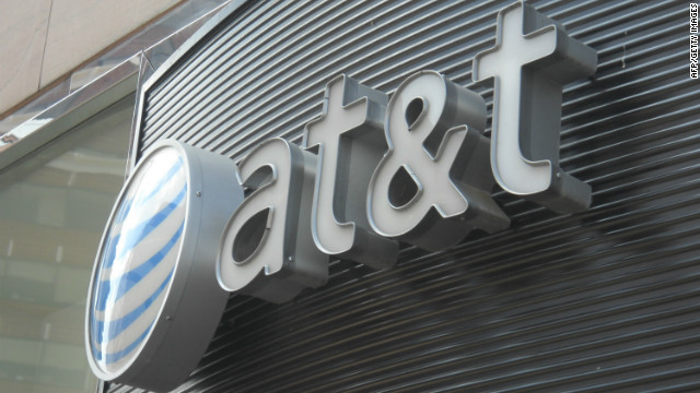 AT&T on Wednesday announced a shared-data plan to compete with a similar plan from Verizon.