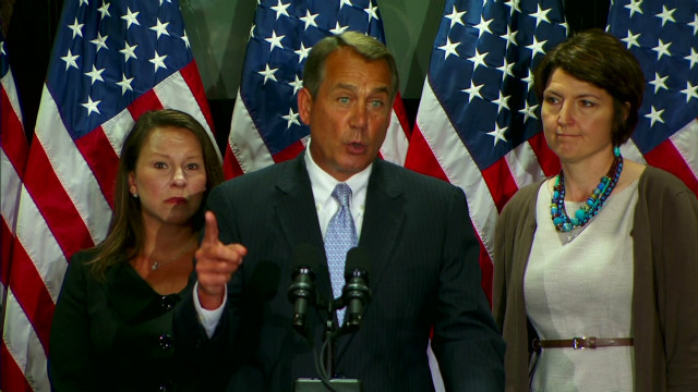 Boehner: Obama 'doesn't give a damn'