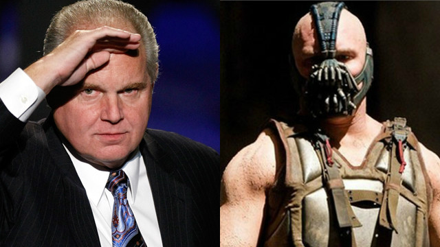 Limbaugh: 'Dark Knight Rises' conspiracy